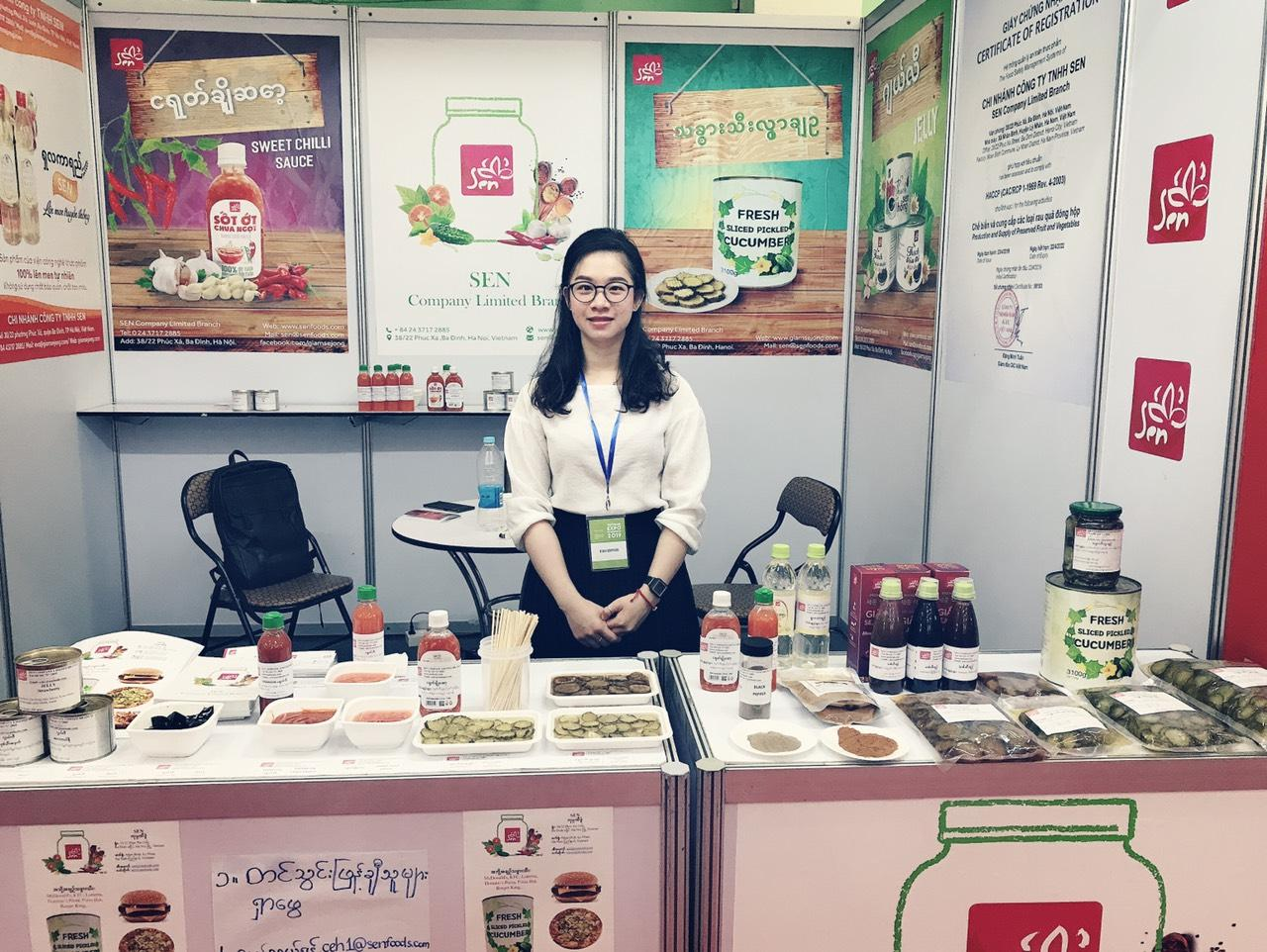 Food Expo Myanmar 2019