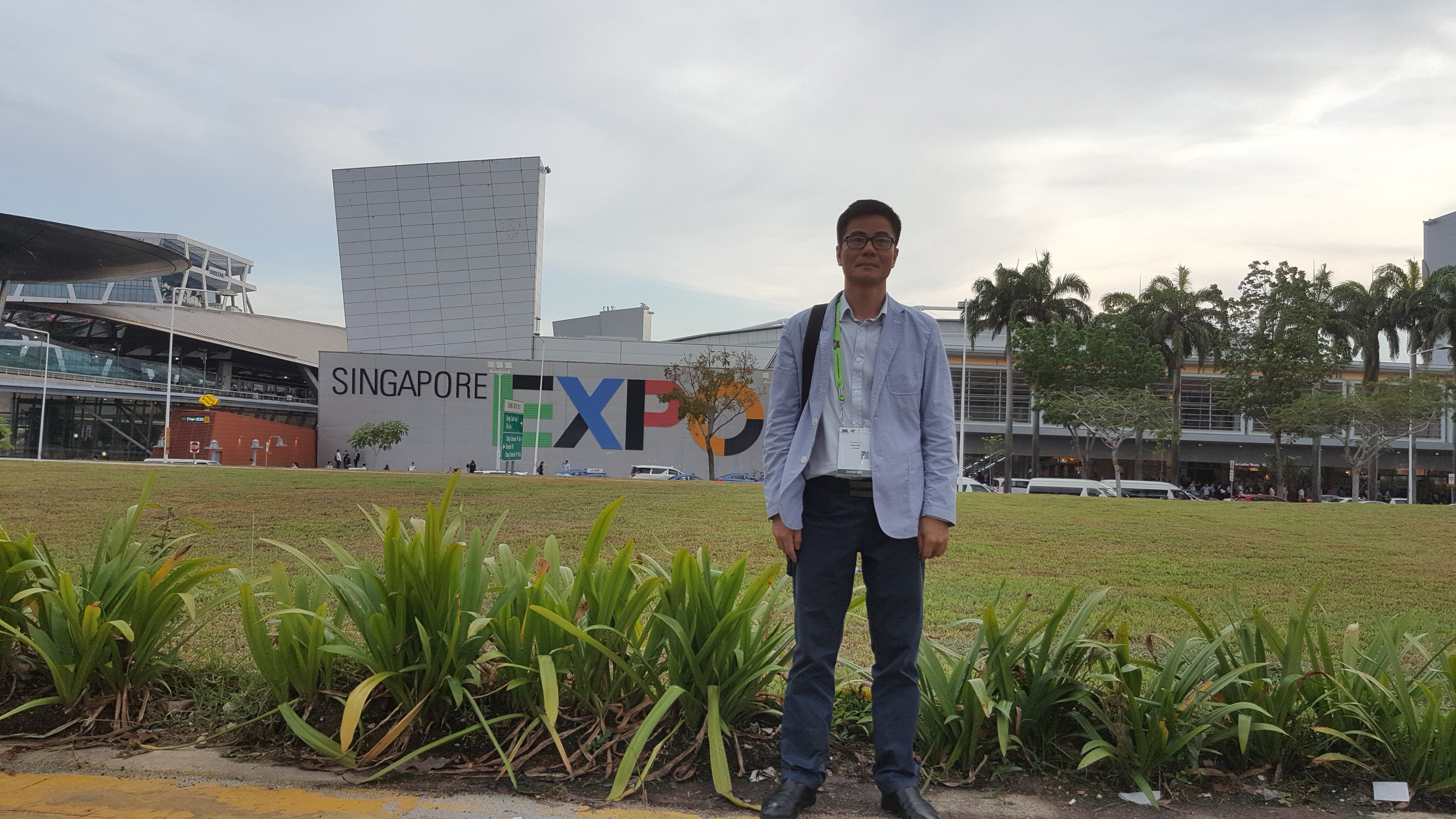Singapore Expo 2016