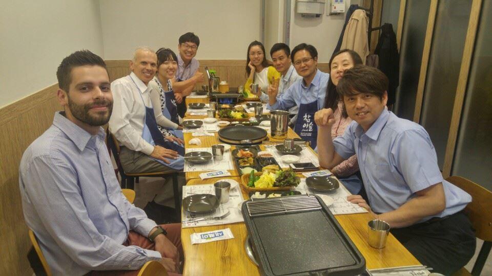 Korean clients