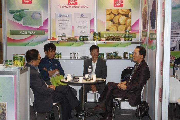 Seoul Foods 2016