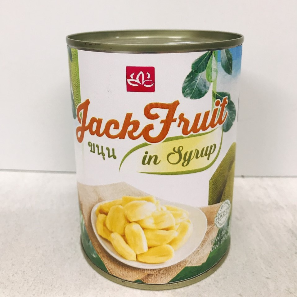 Canned Jack fruit