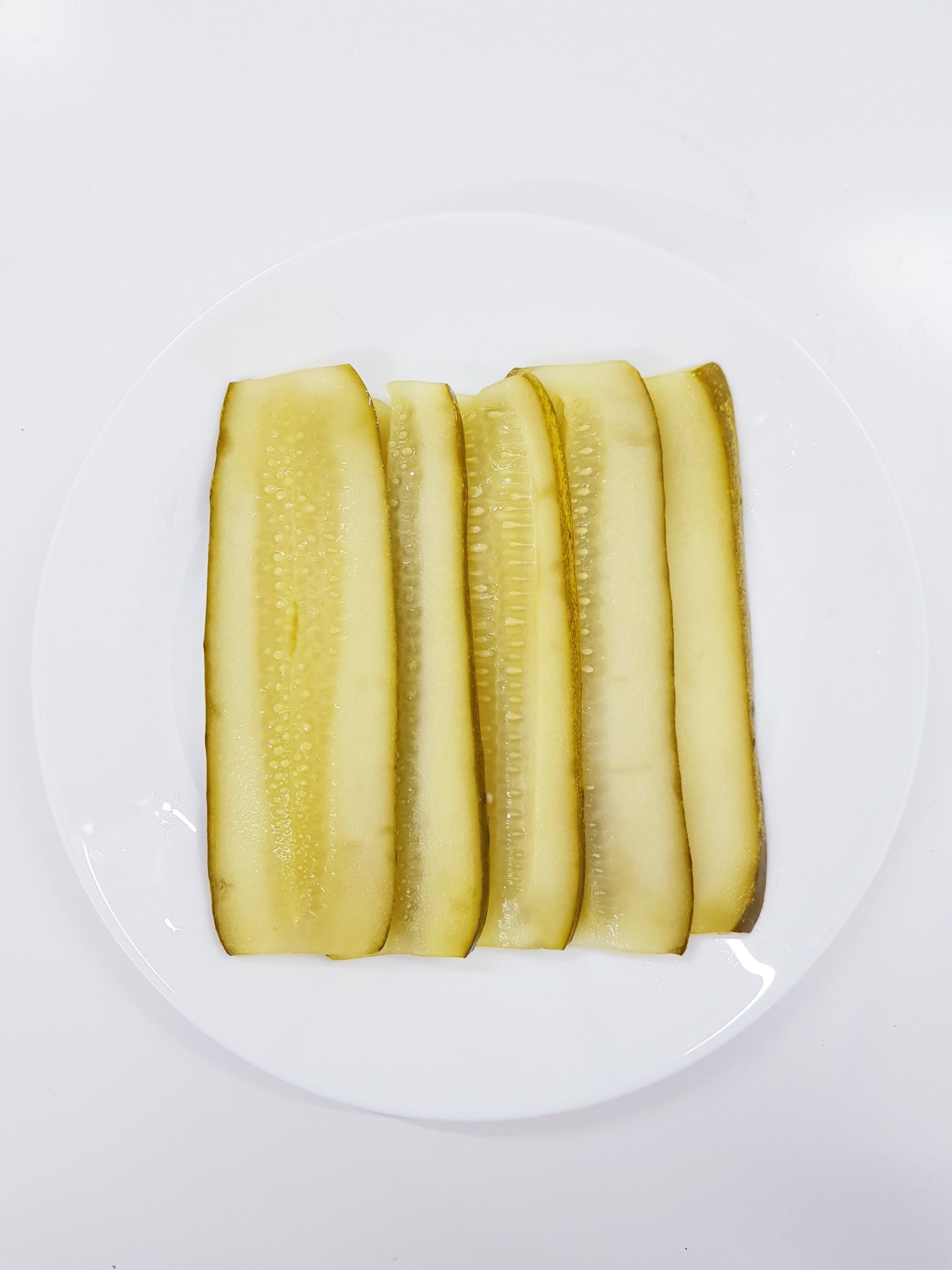 Sandwich Slices Pickles