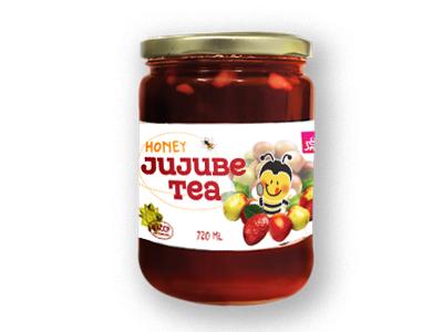 jujube in honey